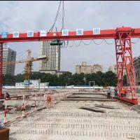 出售兩臺5噸16.2米兩邊各懸6米,升高6米上包下花龍門吊